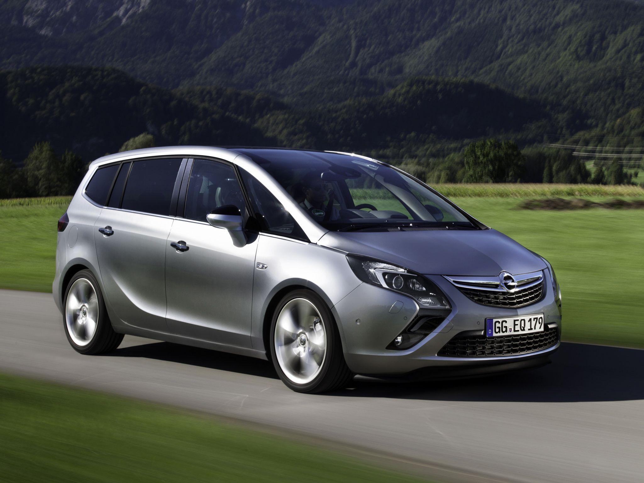 Opel Zafira Tourer Turbo Autos