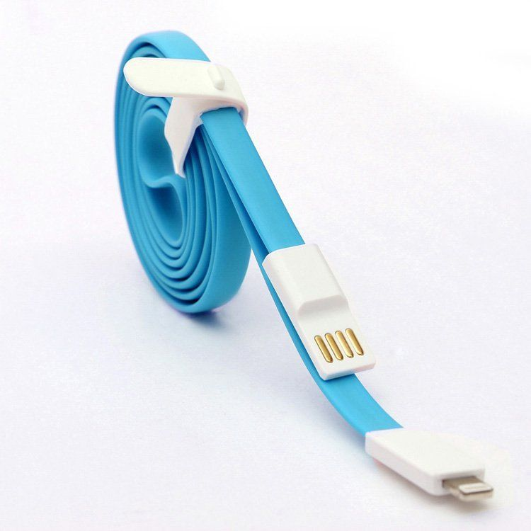 Fancy | Noodle Lightning Cable for iPhone and iPad | Awesome Gadgets ...