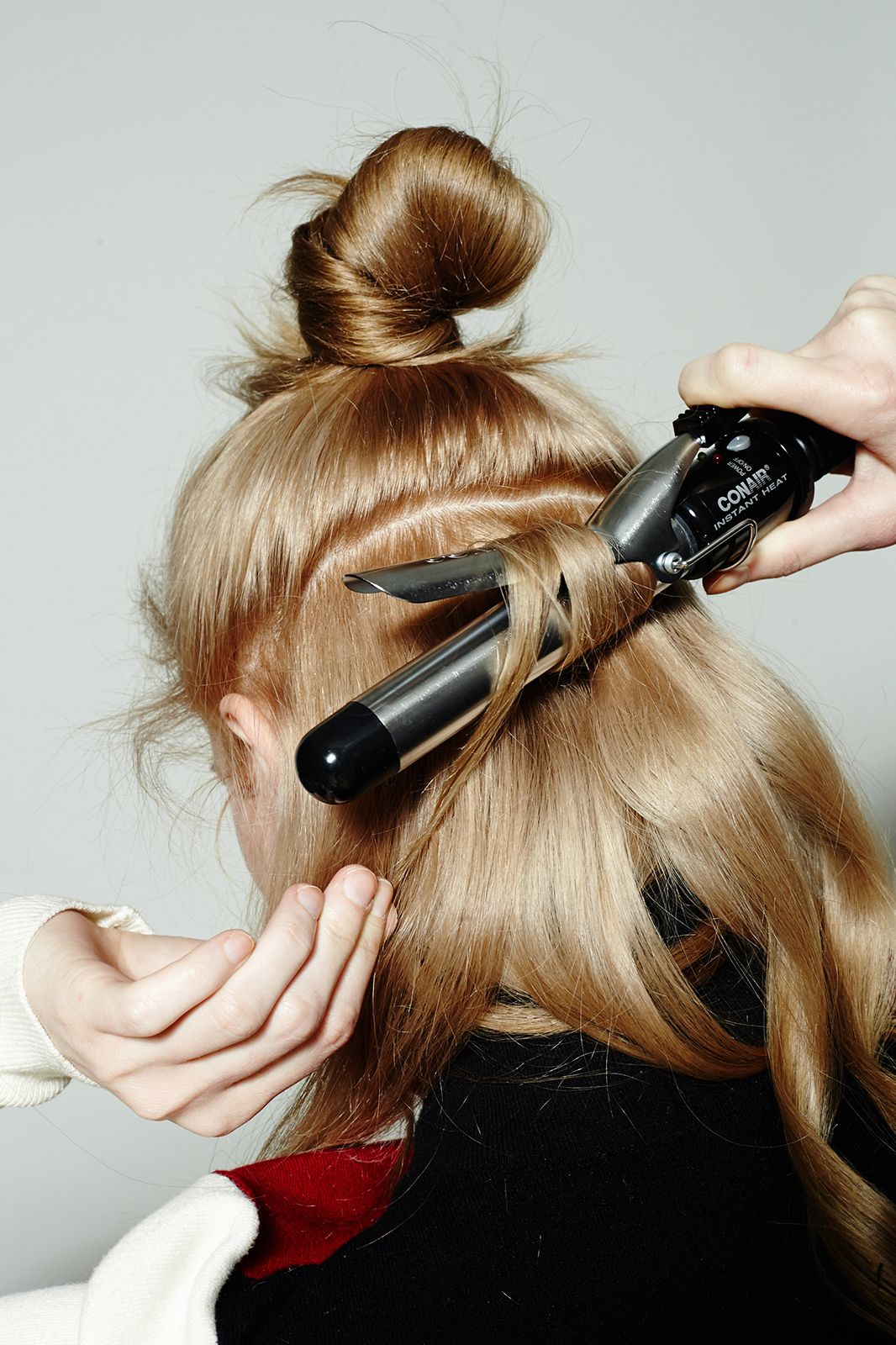 Curling iron hairstyles curly hairstyle guide curling