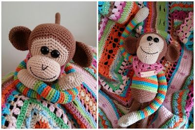 """De creatieve wereld van Terray: TeJo, """"Real Monkey Business"""" ;-)"""