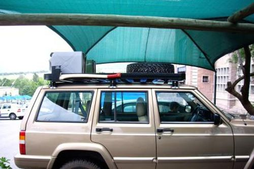 Front Runner Vehicle Outfitters Slimline Ii Full Rack Tall