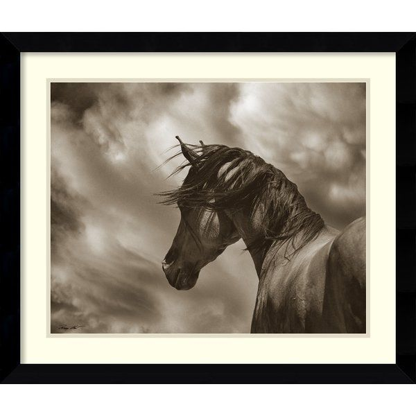 e7f30707c15 You ll love the The Renegade Horse Framed Painting Print at Birch Lane -  With Great Deals on all products and Free Shipping on most stuff