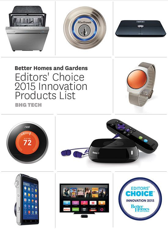 Editor S Choice Products 2015 Consumer Electronics Show Smart Home Technology Smart Home Automation Smart Home