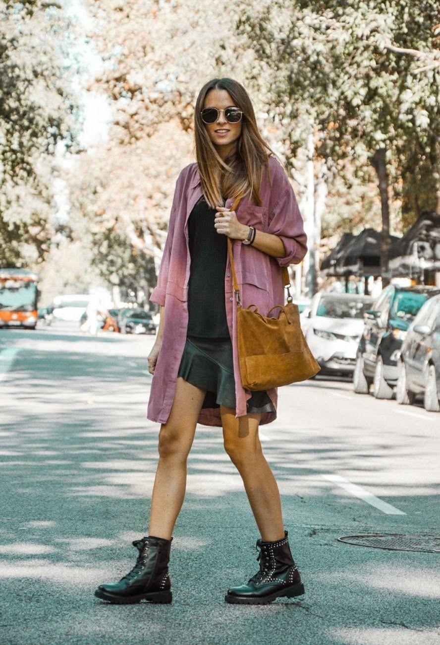 1dfedf945e  ootd  outfit  look  lookfortime  casual  sobrecamisa  vestidocamisero   vestido