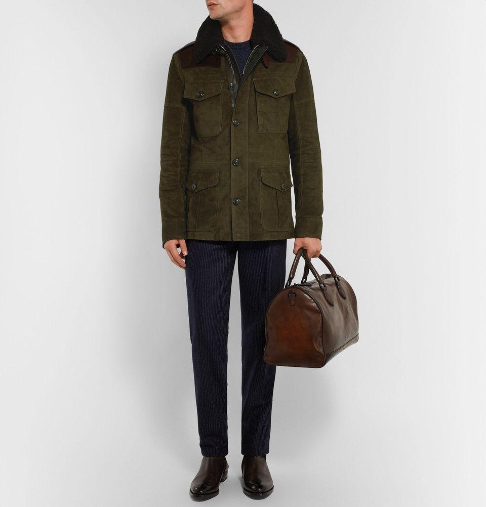 Men's Designer Coats and Jackets