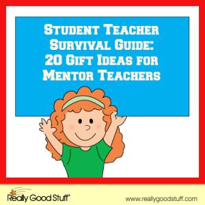 Gift Ideas For Mentor Teachers From Student Teachers  Teacher