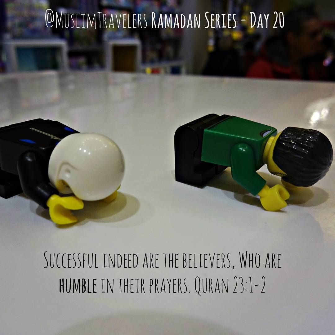 Muslimtravelers Com On Instagram Lego Hijabi Is Back Helmethijab Only 10 Days Left Of Ramadan May Allah Accept Our Ibad Travel Experts Lego Store Ramadan