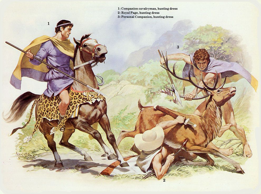 10 Things You Should Know About The Achaemenid Persian Empire: Angus Mcbride Alexander The Great