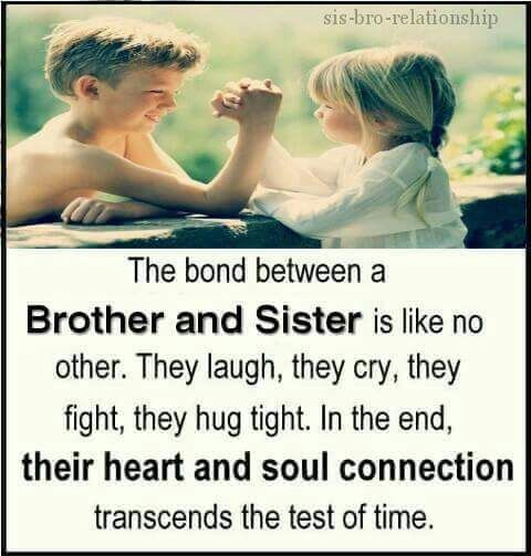 A Funny Real Story About Brother And Sister Brother Sister Quotes Funny Brother Sister Love Quotes Sister Quotes