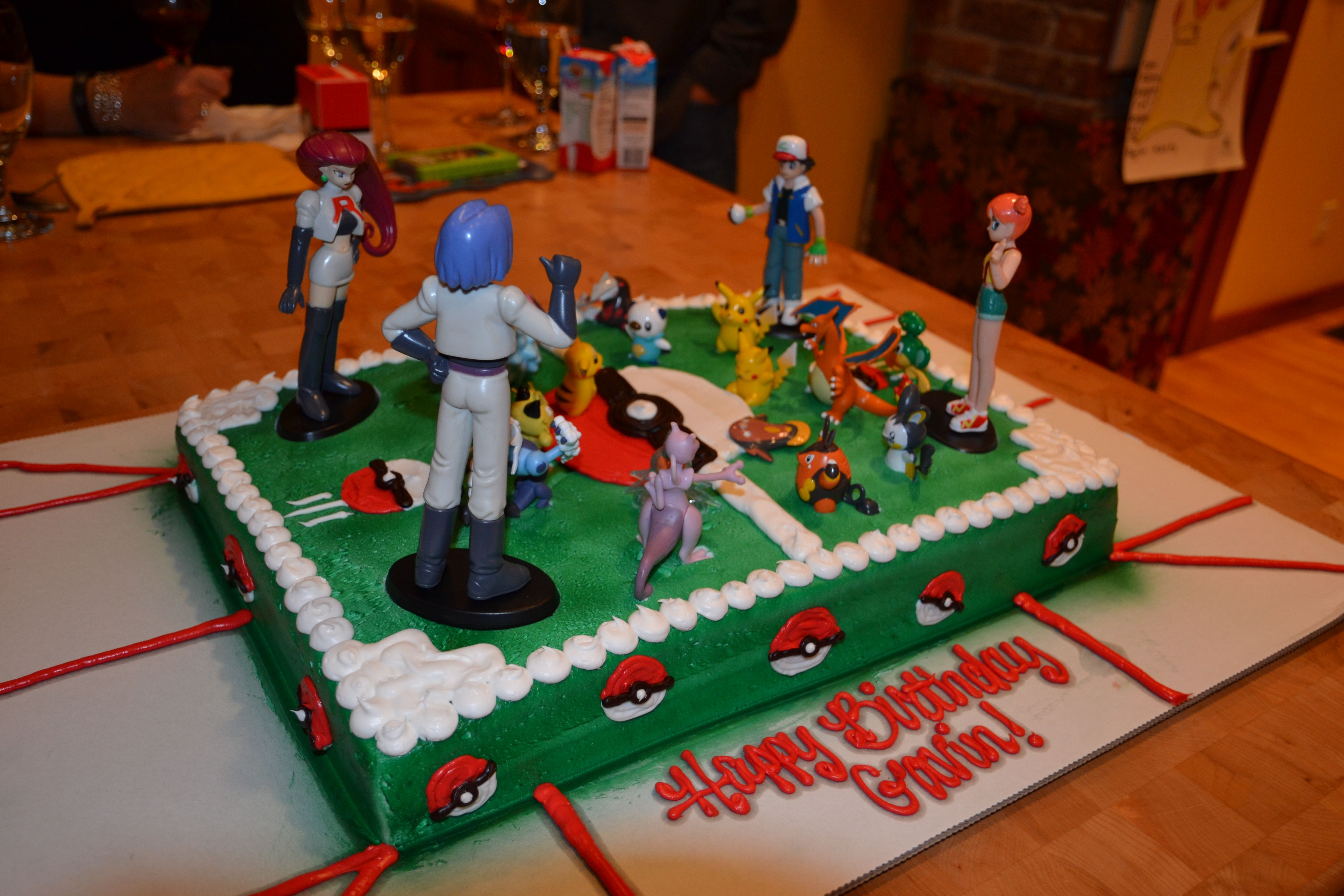 Fabulous Fred Meyers Created The Perfect Field For This Pokemon Battle I Funny Birthday Cards Online Inifofree Goldxyz