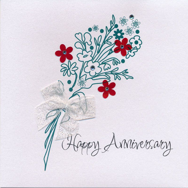 homemade anniversary cards for him  the tickle company