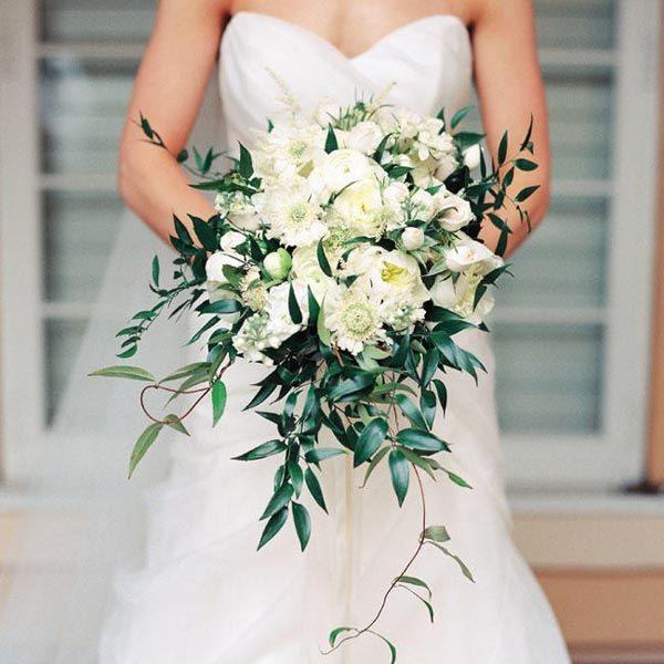 Wedding Flower Bouquets Ideas: 50 Fairy Tale Floral Arrangements