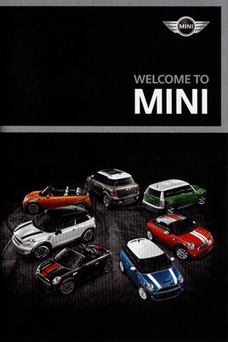 Mini Models Brochure Mini Cooper Mini Coupe Mini Clubman Mini Usa