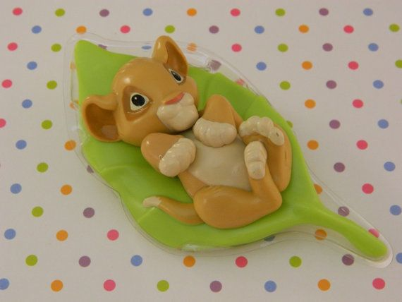 Baby Simba Cake Topper Baby Shower Lion King Baby