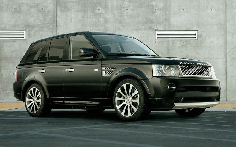 2011 Range Rover Sport Autobiography Range rover sport
