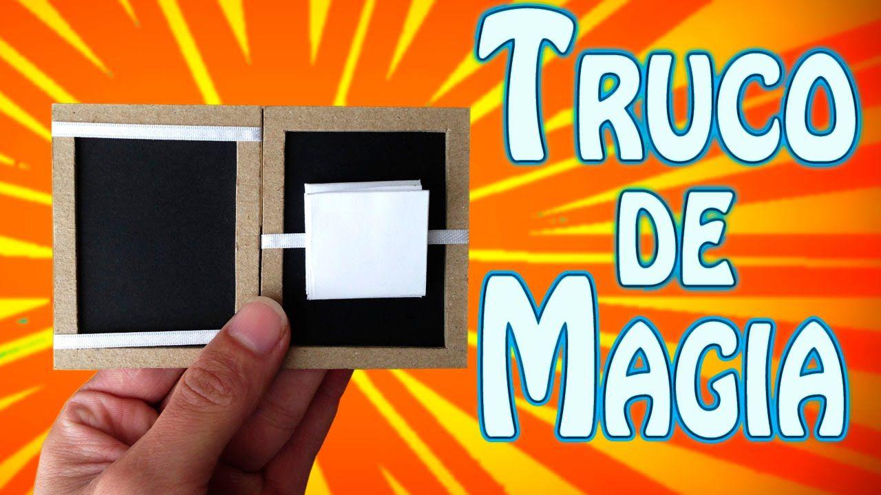 Como Hacer un Sorprendente Truco de Magia (El Libro Mágico )