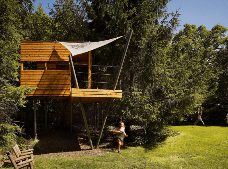 Youu0027ll Feel A Little Tree House Envy When You See This Round Up Of