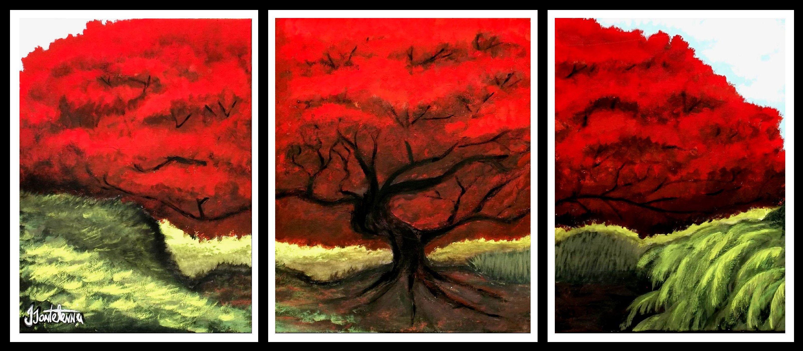 Árvore das delicias. (3) 20x30 AST 2015 - João Santelenna