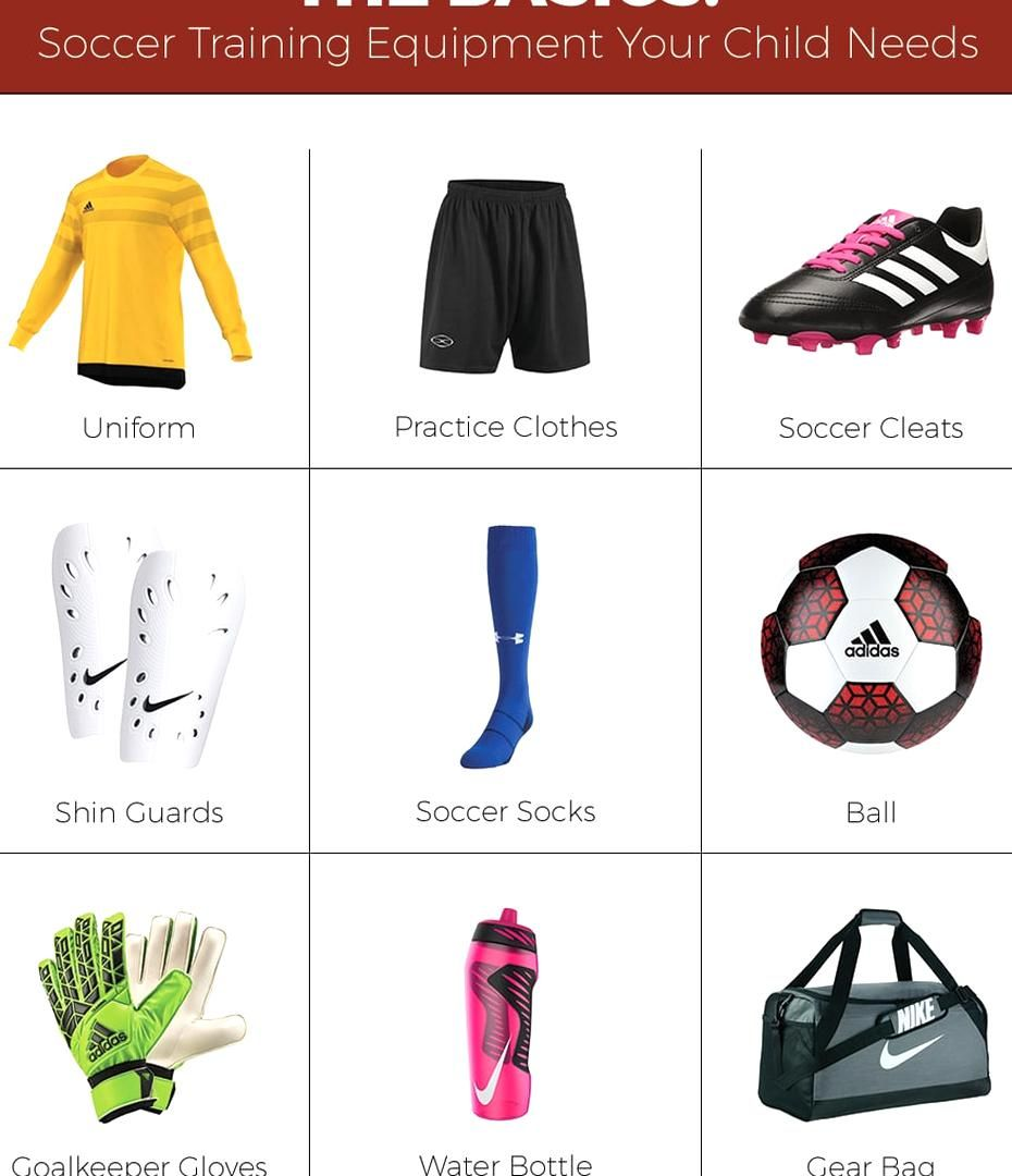 Soccer Equipment Checklist Soccer Equipment List Schuylkill Valley Sports In 2020 Soccer Equipment Fashion Soccer