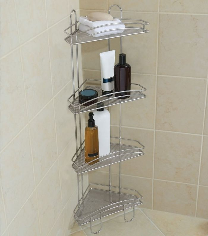 Outstanding Stainless Steel Shower Caddy Standing Shower Shower