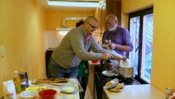 Recept: Kvaková polievka | Nebíčko v papuľke