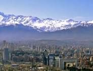 santiago chile. Don't tell London but probably my favourite city on earth.