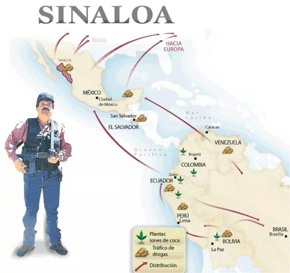 Sinaloa Cartel! Joaquin El Chapo Guzman