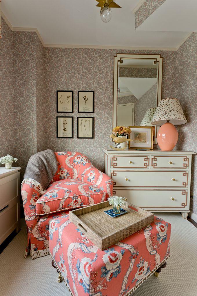 A Redesign Of Ronald Mcdonald House Tilton Fenwick Home Nursing Room Home Decor Inspiration