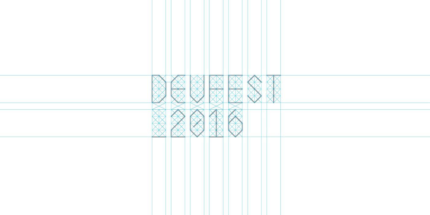 GDG DevFest_2016 on Behance