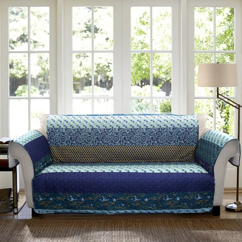 Amazon Lush Decor Royal Empire Slipcover Furniture Protector