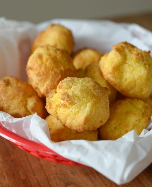 Easy Air Fryer Hush Puppies Recipe In 2020 Air Fryer Recipes Food Air Fryer Fish Recipes
