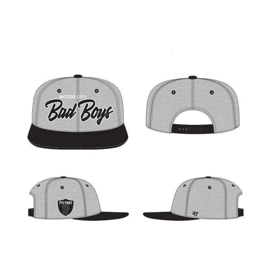 the latest 32e4b a368a Detroit Pistons Men's City Edition Captain Hat | hat game ...