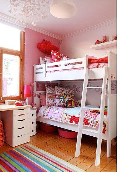 Best For The Girls Bunk Bed Rooms Kids Bedroom Girl Room 400 x 300