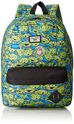 758d37816fb VANS MENS TOY STORY OLD SKOOL II BACKPACK ALIENS -- Be sure to check out  this awesome product.