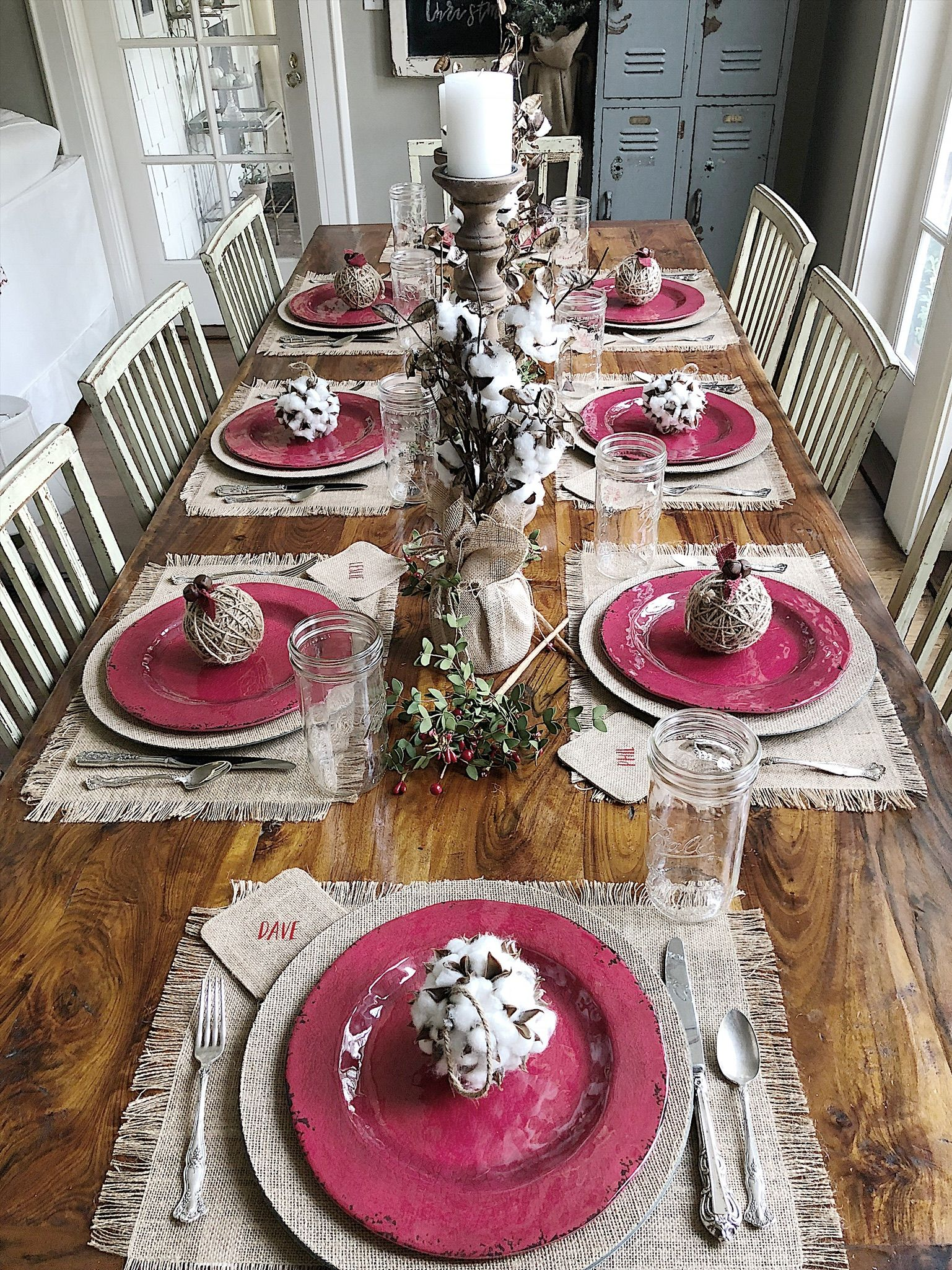 A Farmhouse Christmas with Hobby Lobby Hobby lobby