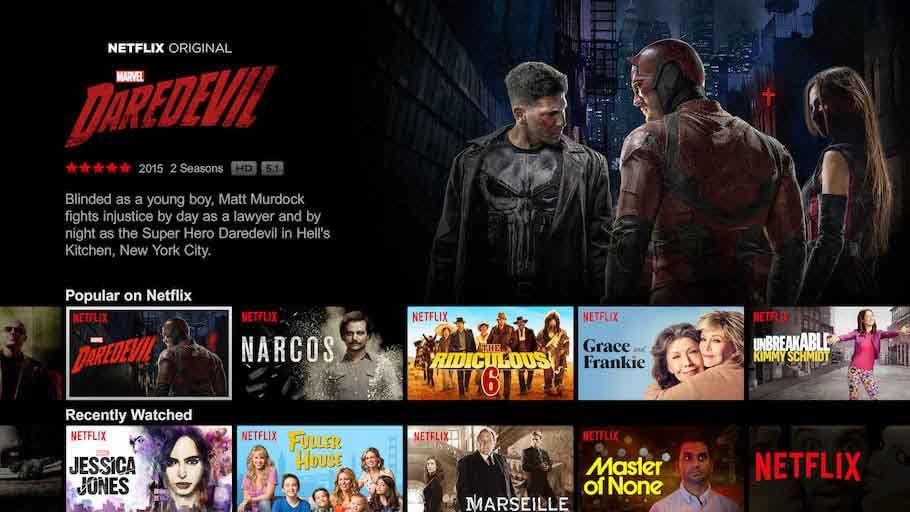 Neuigkeiten Netflix