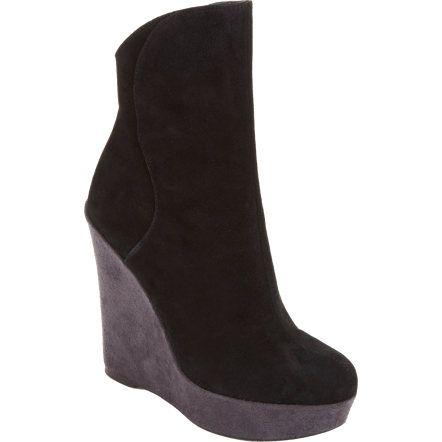 Barneys New York Platform Wedge Ankle Boot Sale up to 70% off at Barneyswarehouse.com