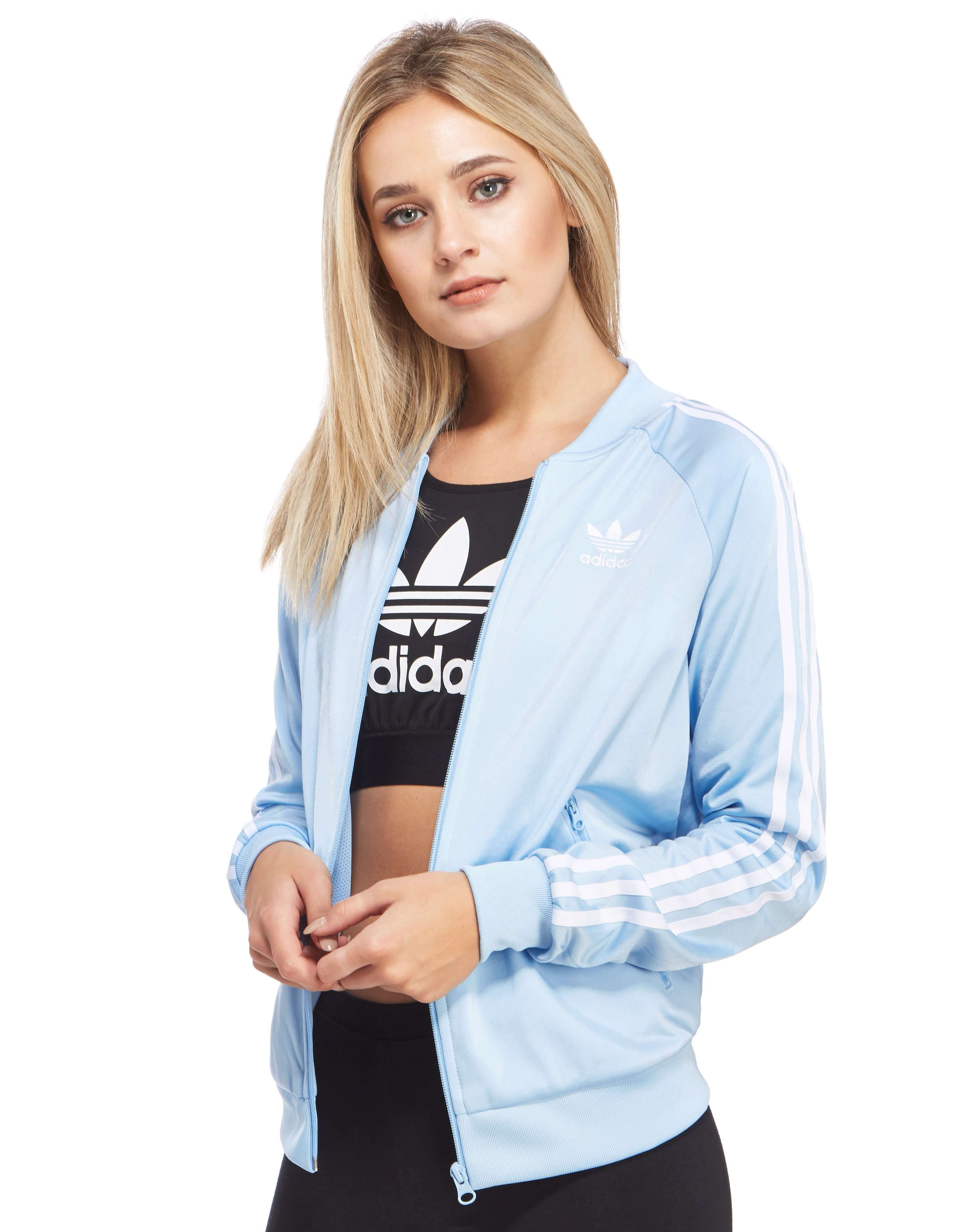330723708d adidas Originals Supergirl Track Top - Shop online for adidas Originals  Supergirl Track Top with JD Sports