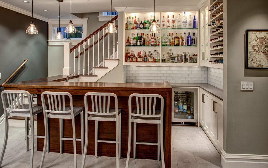 Clever Basement Bar Ideas Making Your Basement