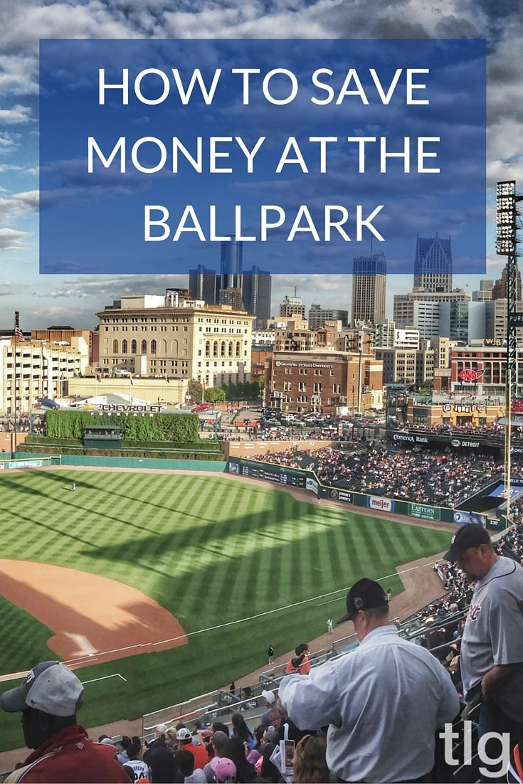 Do you want to attend a baseball game but don't want to overspend? Here are some ways you can save money at the ballpark this summer!