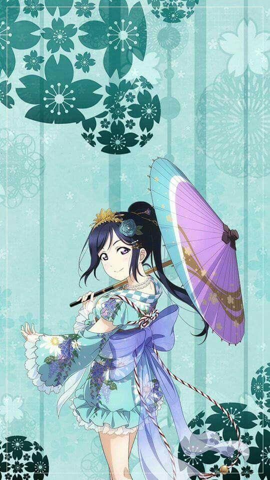 Live Wallpapers Iphone Anime Kimono Shugo Chara Chibi