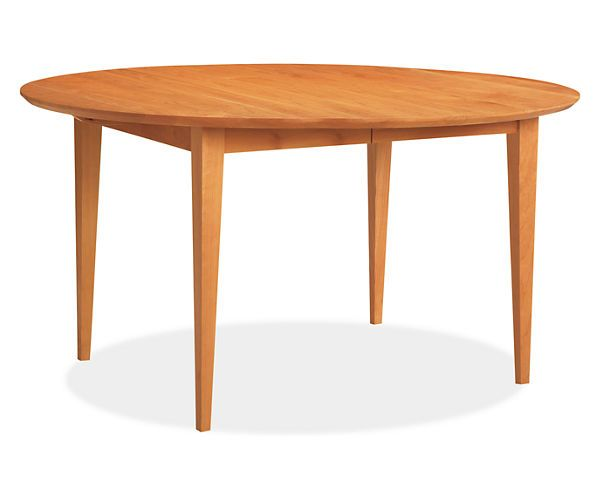 Room & Board - Adams 54r Extension Dining Table with Two-18w Leaves