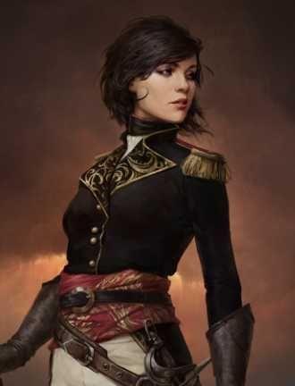Pathfinder: Kingmaker - assorted portraits