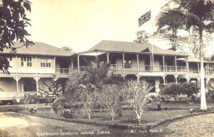Historical Images of Samoa 1