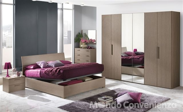 Night - Camere da letto - Camere complete - Mondo Convenienza  Mission Fundraising  Pinterest ...