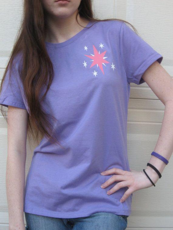 Twilight Sparkle Cutie Mark Shirt My Little Pony By