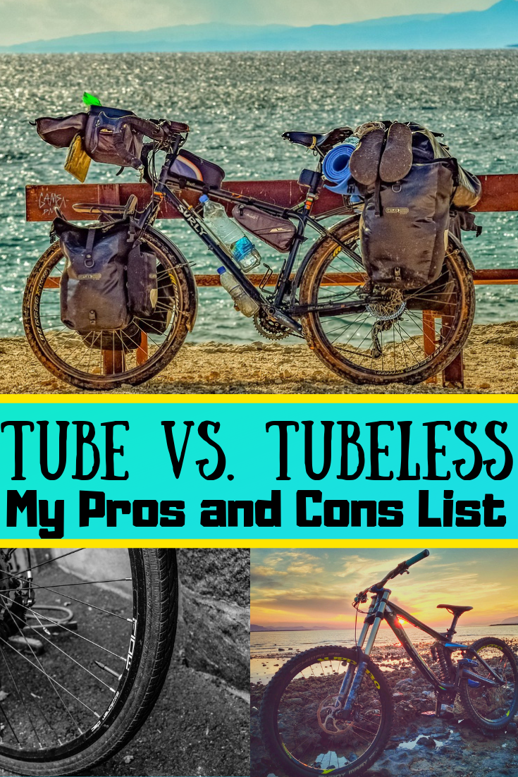 Tube Vs Tubeless Bicycle Tires My Pros And Cons List With