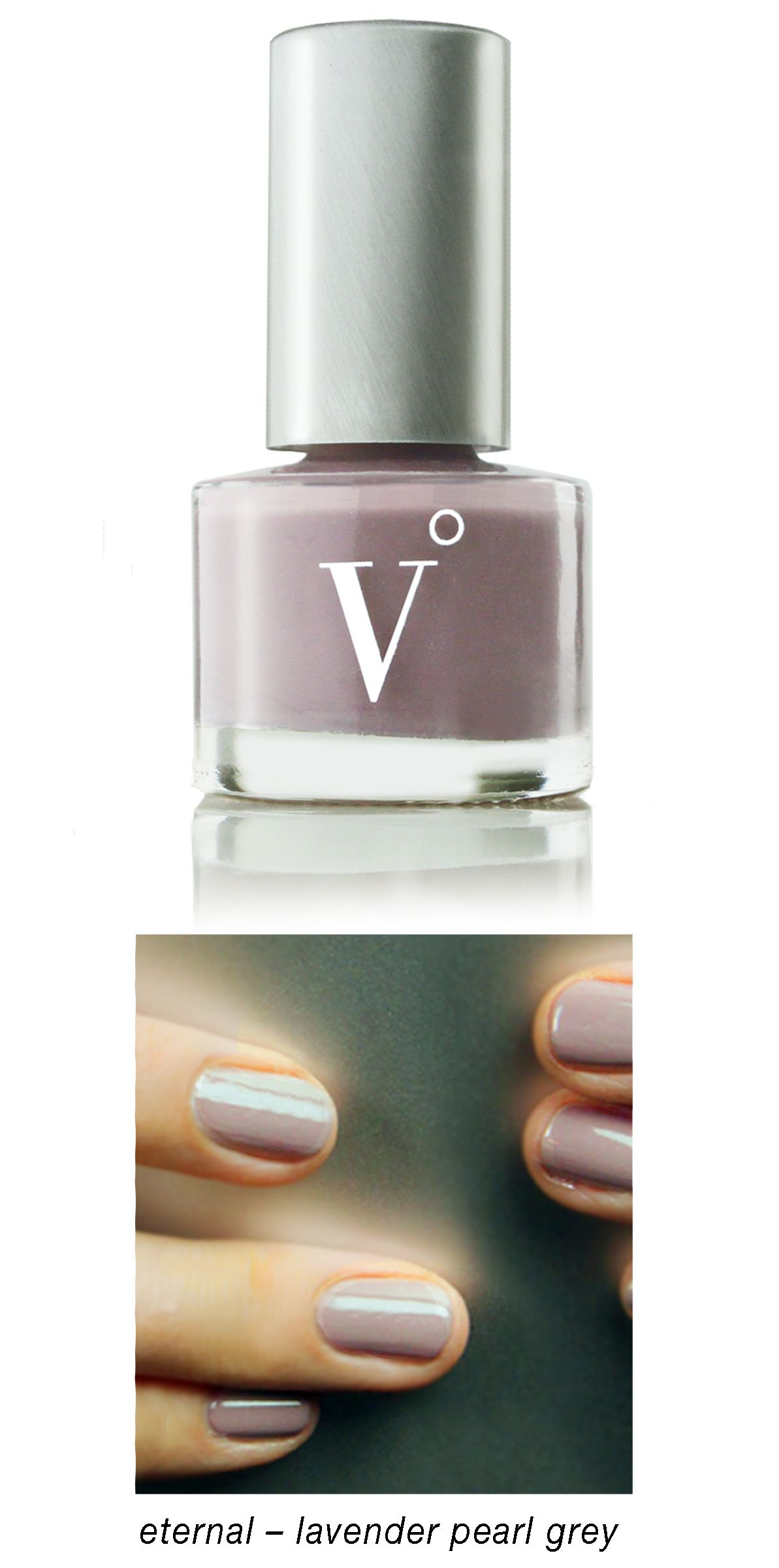 Vapour Organic Beauty Vernissage 3-Free Nail Lacquer. #NaturalBeauty Nails