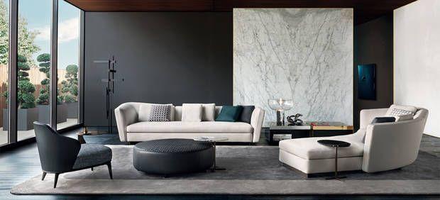 We love design minotti zeitlos italienisch bei js for Sofa italienisch