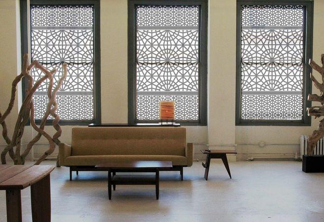12 Great Decorative Alternatives To Curtains Window Treatments Living Room Modern Window Treatments Modern Windows